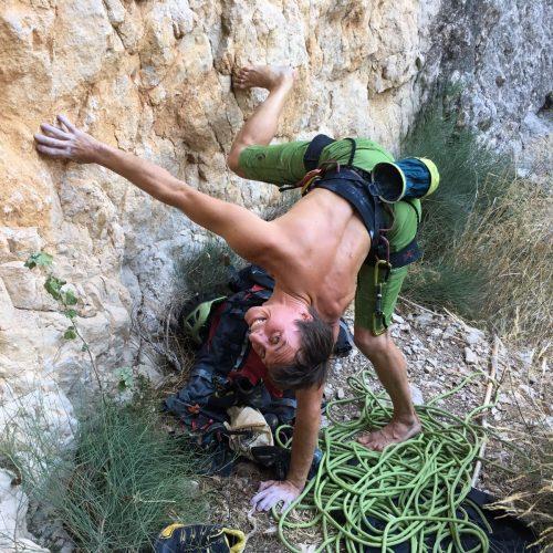 Yoga | Bowspring'n Climb